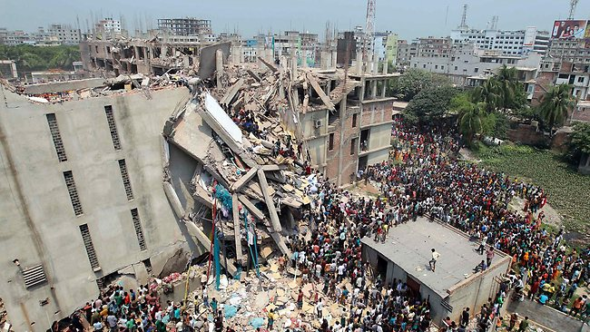 Garment industry in Bangladesh on the way to become safe