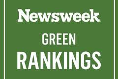 Vijf Nederlandse ondernemingen in 2015 Newsweek World Ranking Green Companies