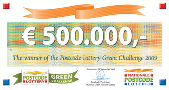 500.000 euro voor het beste ondernemingsplan tegen klimaatverandering