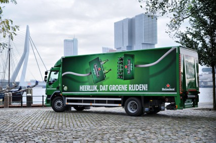 Heineken sets new ambition with 'Drop the C' programme to reduce carbon emissions