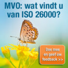 Input gevraagd voor periodieke evaluatie ISO 26000