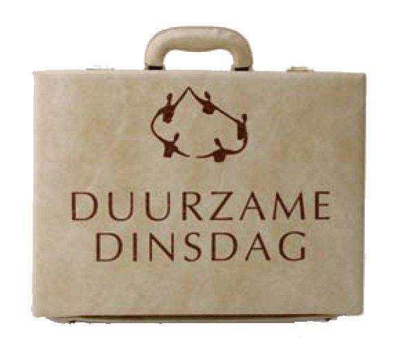 Duurzame Dinsdag koffer vol met initiatieven voor een duurzame samenleving.