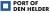 Port of Den Helder ontvangt als tweede haven van Nederland Ecoport certificering