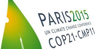 Logo Klimaat converentie 2015