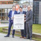 KNVB eerste sportbond met certificaat CO2-Presatieladder