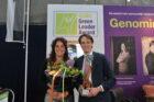 Onno Dwars wint eerste Green Leader Award
