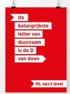 VNO-NCW, MKB en LTO lanceren NL Next Level