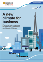 Making business sense of the Paris Agreement on Climate Change