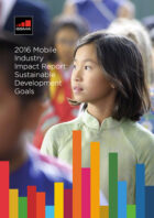 GSMA Publishes Report Detailing the Mobile Industry's Impact in Achieving the Sustainable Development Goals