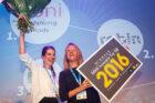 Amsterdams Yoni.care winnaar MKB Innovatie Top 100 met milieuvriendelijk maandverband