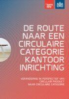 Rijkswaterstaat gaat voor besparing van 2-3 miljoen euro met circulaire kantoorinrichting