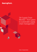 European companies are moving from green to sustainable supply chain management