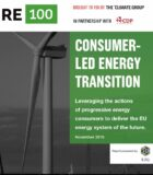 RE100 calls on EU policy makers to help companies go 100% renewable