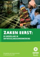 Nederlands ontwikkelingsbeleid slaat plank mis met steun aan bedrijven