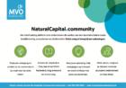 Start online community en helpdesk NaturalCapital.community