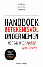 Handboek betekenisvol ondernemen op shortlist 'Managementboek van het Jaar 2017'