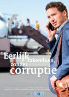 Nieuwe brochure 'Eerlijk zakendoen, zonder corruptie'