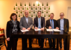 Twence, Grolsch en Apollo Vredestein willen samen verder verduurzamen met groen stroomnetwerk