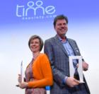 Joost Callens (Durabrik) en Ann Vandenhende (Spadel) gekozen tot CSR Professional of the Year 2016