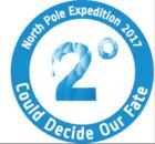 Bedrijven ondersteunen Noordpool-expeditie 2Dgrees van Bernice Notenboom