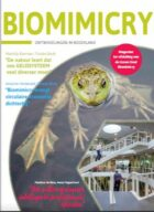 Magazine over de biomimicry ontwikkelingen in Nederland