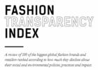 Merendeel van de 100 grootste internationale kledingmerken is nog steeds niet transparant