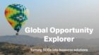 Global Opportunity Explorer Launches with 300 Solutions for achieving the Sustainable Development Goals