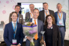 Peter Göbel (ING Real Estate Finance) wint Green Leader Award