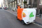 PostNL vervangt 100 autoritten door e-bakfiets in Amsterdam