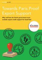 Projecten met exportsteun vaak niet erg duurzaam