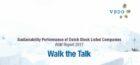 ABN AMRO volgens VBDO voorloper op het gebied van transparantie over mensenrechten