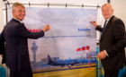 Royal Schiphol Group draait vanaf 2018 volledig op Hollandse wind