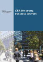 Nieuw Leids studieboek 'CSR for young business lawyers'