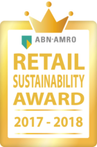 Vijf genomineerden ABN AMRO Retail Sustainability award bekend