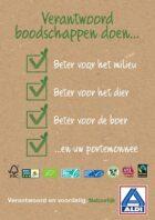 ALDI start grootschalige duurzaamheidscampagne