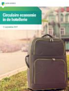 Slim inspelen op circulaire economie levert hotels 37 miljoen euro op