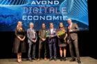TenneT, IBM en Vandebron winnen ICT milieu award met slimme inzet batterijen om stroom op te slaan