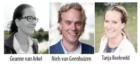 Drie finalisten 'MVO-manager van het jaar 2017' bekend