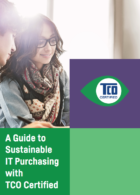 New guide helps organisations succeed in sustainable IT product purchasing