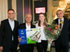 Suzan van Eijden wint George Molenkamp Thesis Award