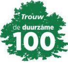 MVO managers en duurzame ondernemers scoren in de Trouw Duurzame 100