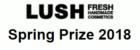 Projecten gezocht voor Lush Spring Prize met 200.000 pond prijzengeld