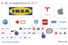 IKEA en TED de meest inspirerende organisaties van Nederland