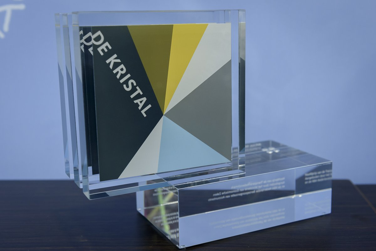 Uitreiking Kristalprijs en bekendmaking Transparantiebenchmark