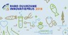 Inschrijving geopend voor Rabo Duurzame Innovatieprijs 2018