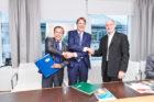 BESIX Group, BWI en EOR ondertekenen overeenkomst eerlijke werkomstandigheden