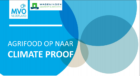 E-book: agrifood op naar climate proof