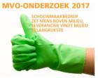 De mens staat centraal in MVO-beleid schoonmaakbedrijven