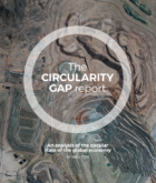New report launched in Davos shows that our world is only 9% circular