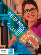 Millennials geven C-level management nieuwe betekenis